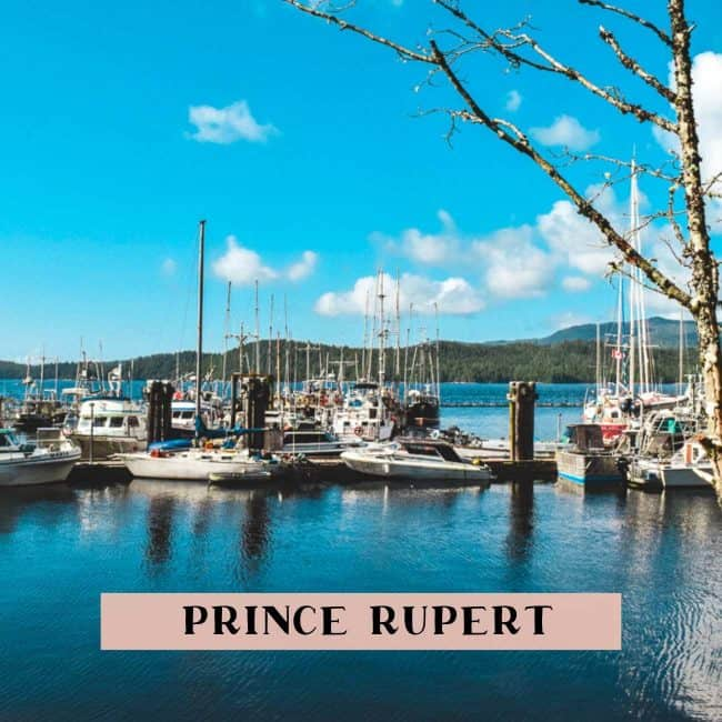 Things to do in Prince Rupert, Canada