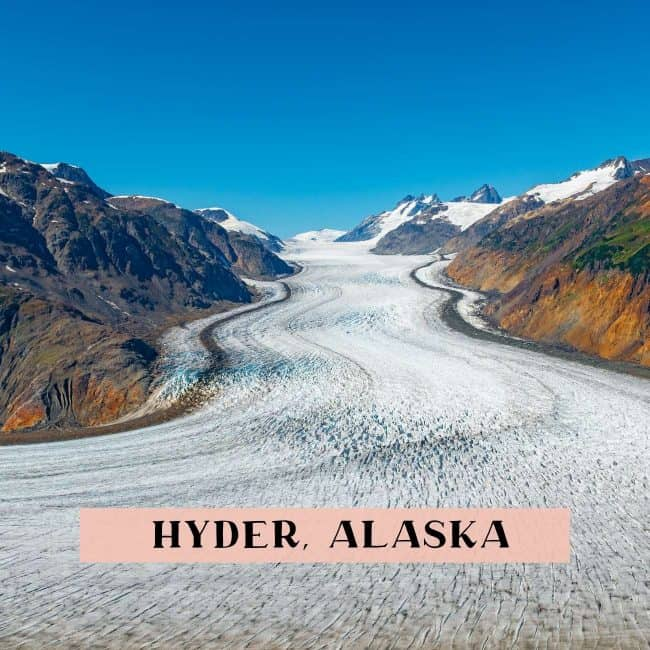 Things to do in Hyder, Alaska