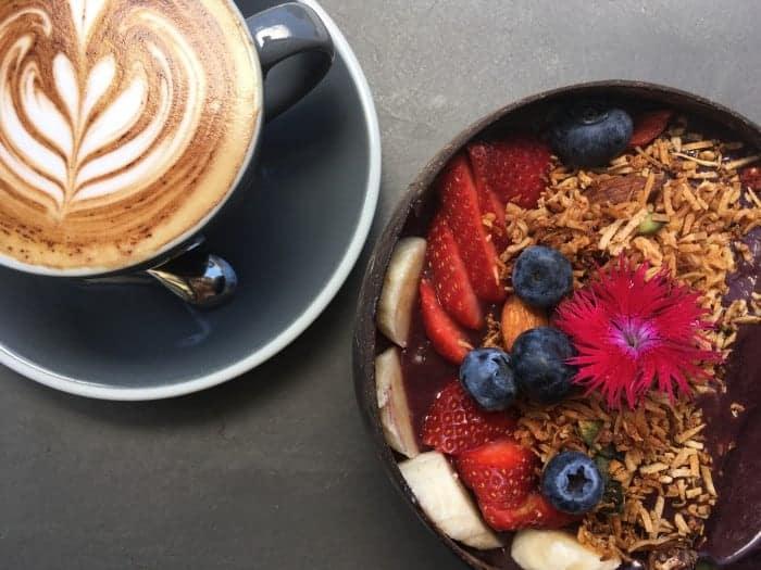 Clandestinos Cafe in Noosa