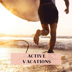 The best active vacations