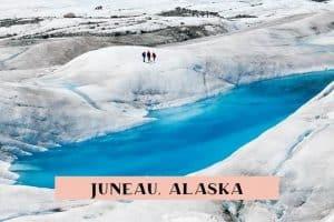 Guide to visiting Juneau, Alasak
