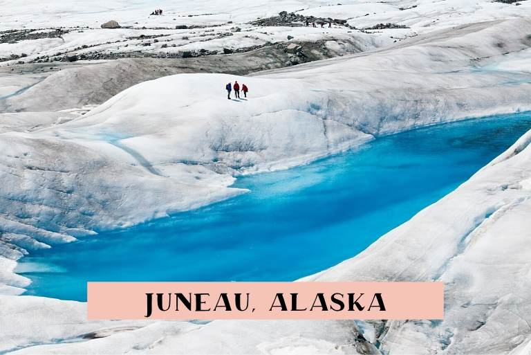 Guide to visiting Juneau, Alasak