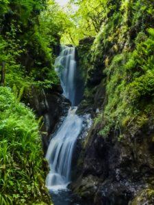Glenariff Nature Reserve in Northern Ireland