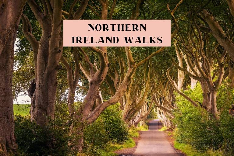 short walks in Northern Ireland
