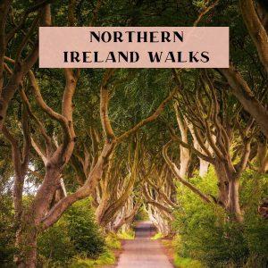 walking Northern Ireland