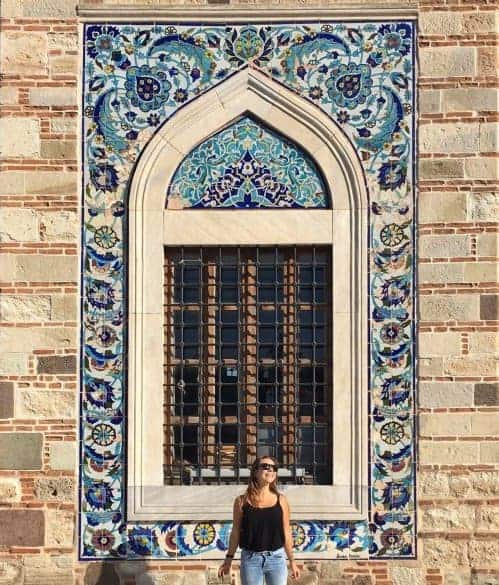 Konak square mosque
