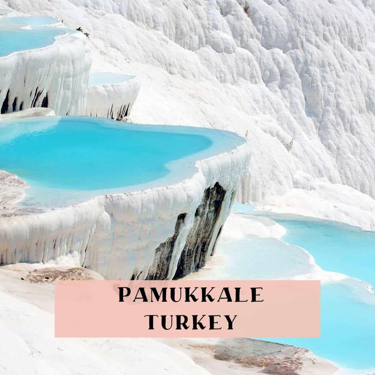 Visit Pamukkale Travel Guide