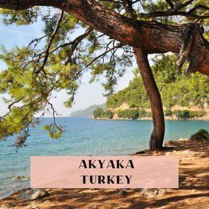3 Days in Akyaka