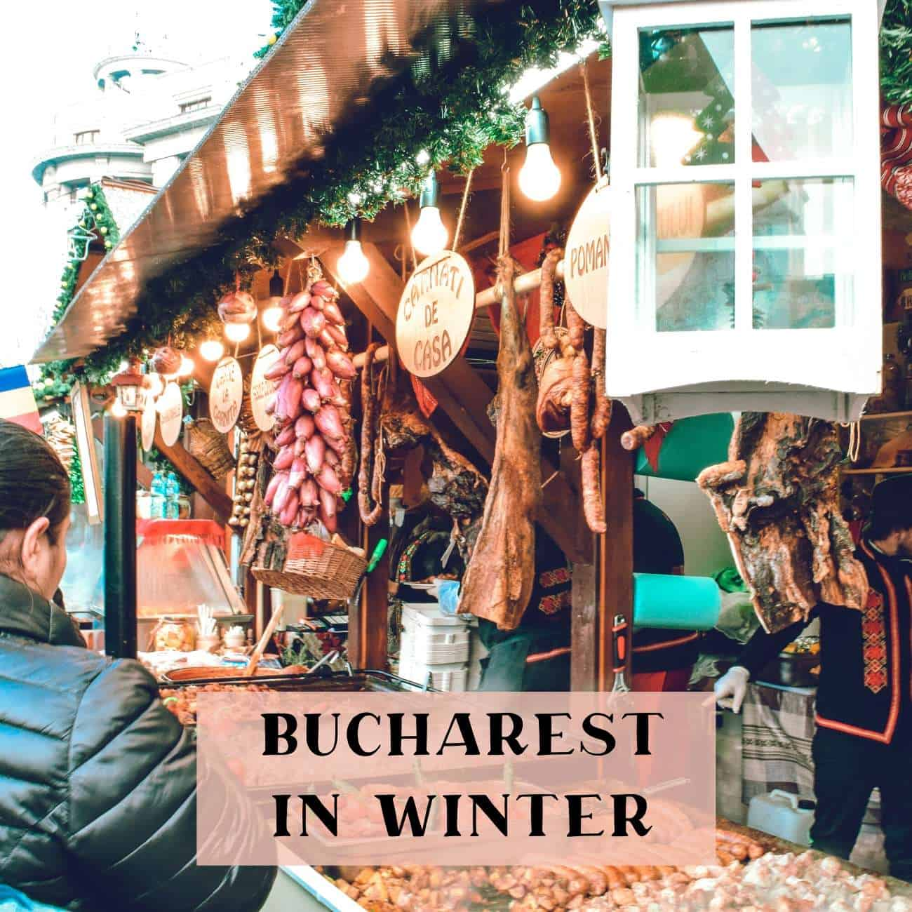 Things to do in Bucharest in winter