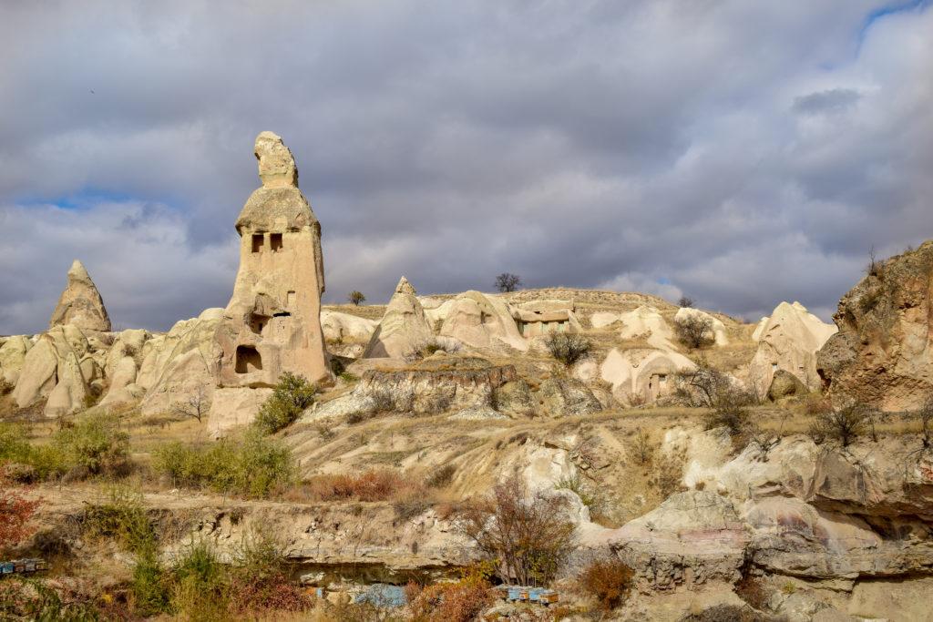 Fairy Chimney Face Goreme Cappadocia