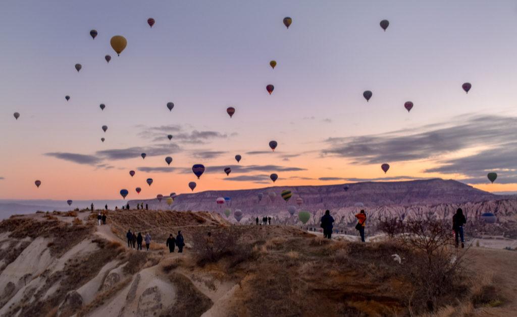 Goreme Cappadocia Hot Air Balloons