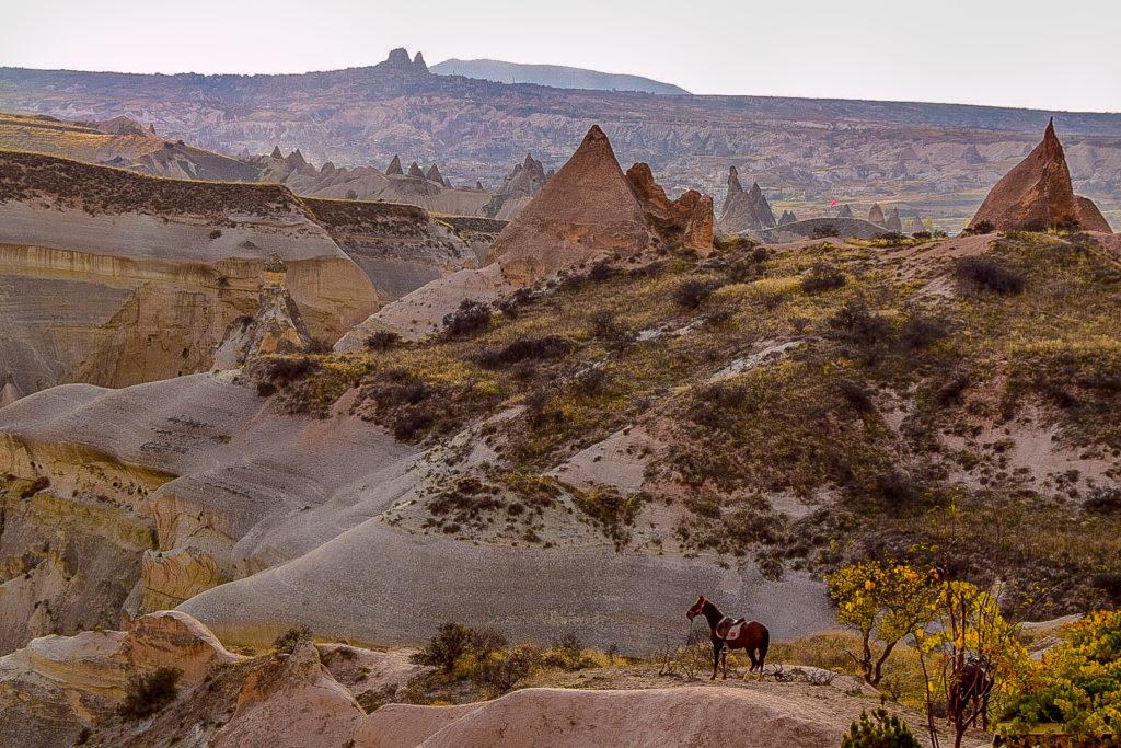 Sword Valley Face Goreme Cappadocia