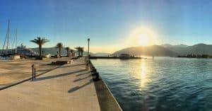 Porto Montenegro in Tivat Marina