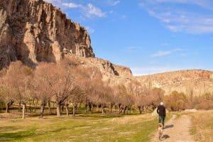 Ihlara Valley Gorge Cappadocia
