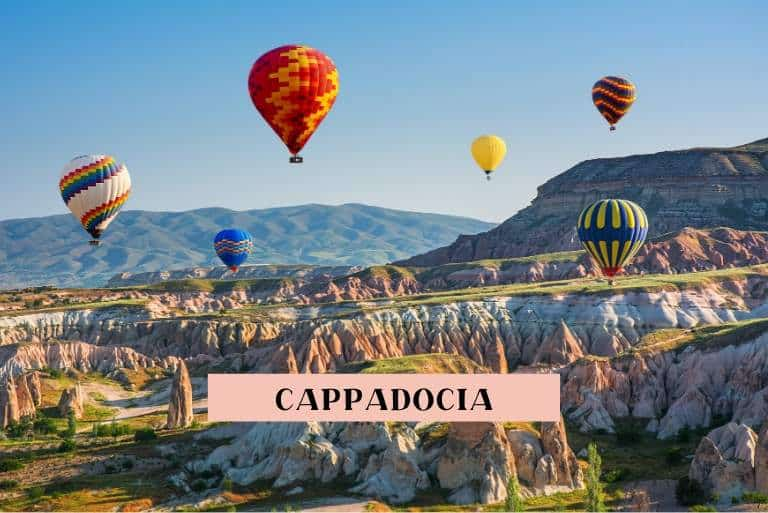 Cheap things to do in Cappadocia