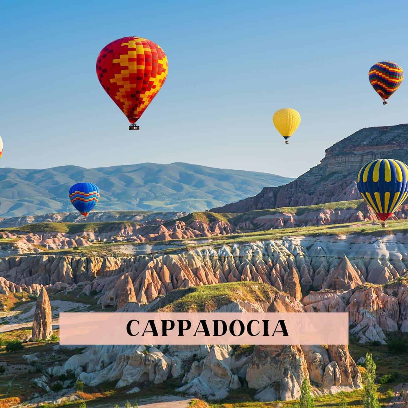 What to do in Cappadocia