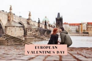 Plan a romantic valentines day in Europe