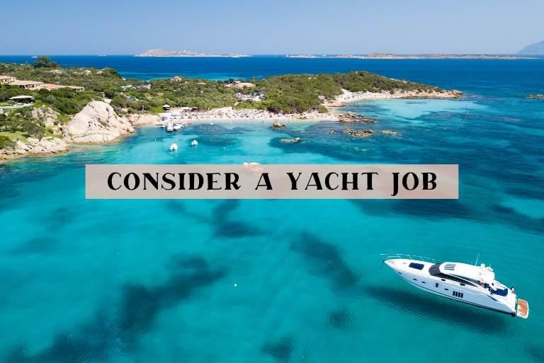 Reasons to get a job job
