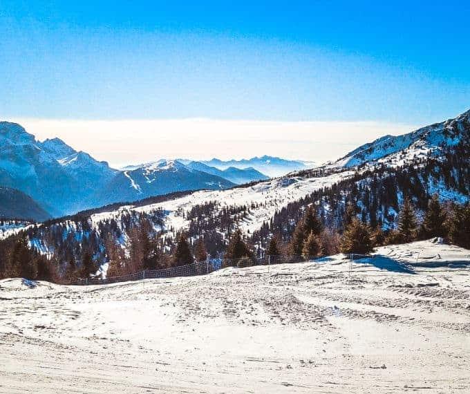 ski resorts Australia view