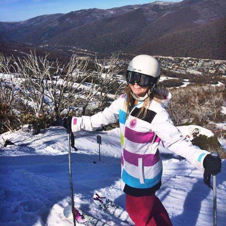 day off skiing in Thredbo