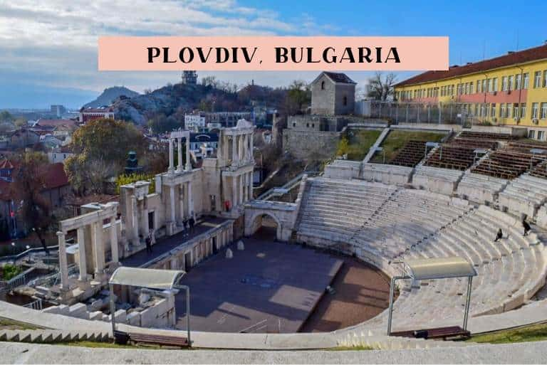 Top things to do in Plovdiv Bulgaria
