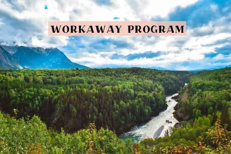 Workaway program