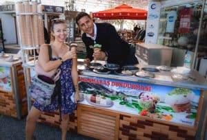 Visit Pamukkale - Happy Erin and the Dondurma Man