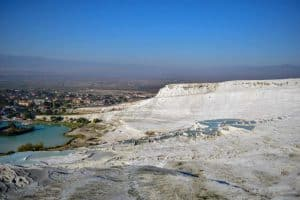 Visit Pamukkale - Travertines