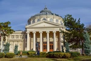 Sites to see in Bucharest Romania
