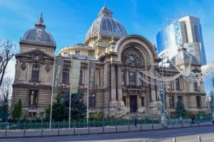 Things to see in Bucharest Romania