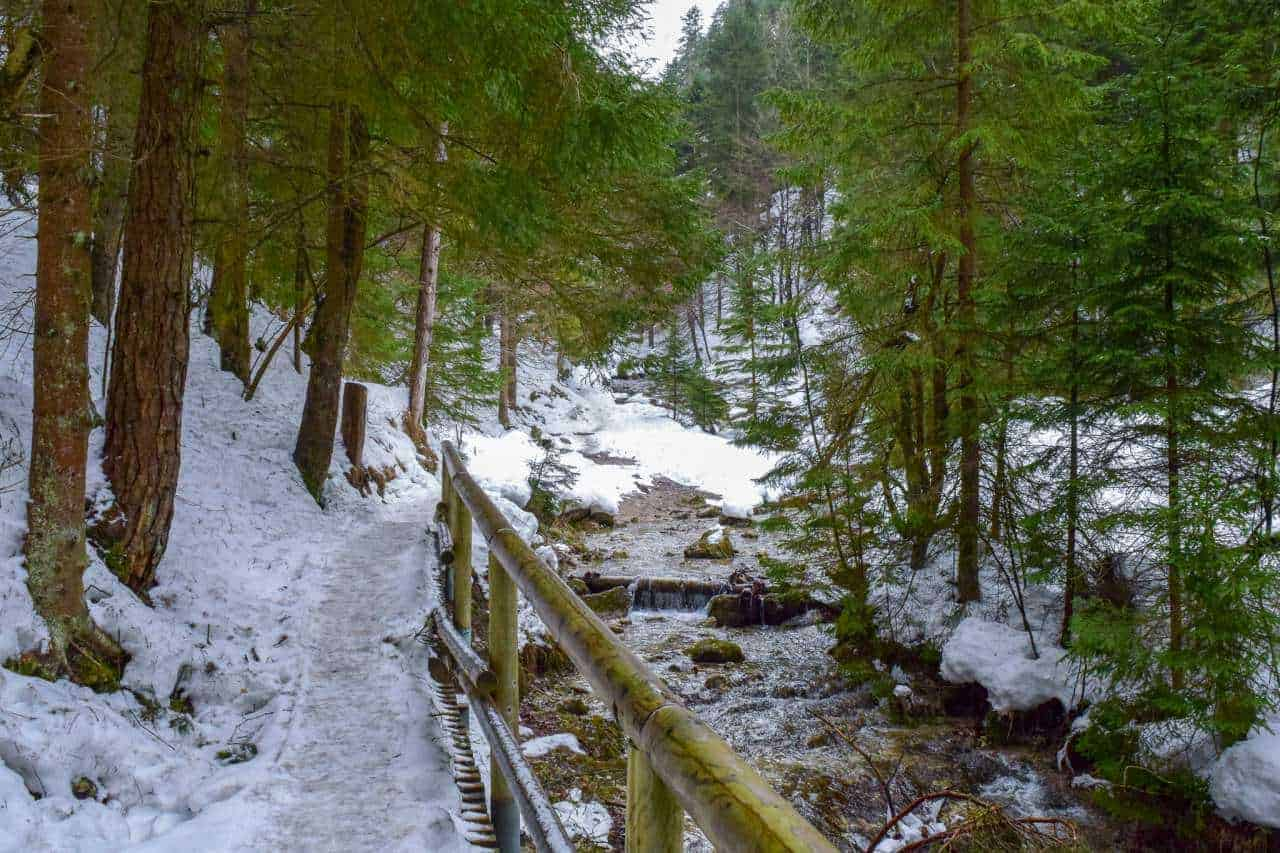 Hiking in Mala Fatra National Park