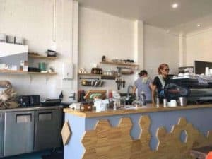 Image of espresso bar in Esther C. in Newcastle, NSW