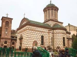 Bucharest Romania Church
