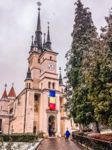 Saint Nicholas Church Brasov