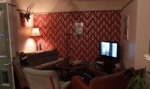 Global Village Hostel Lounge