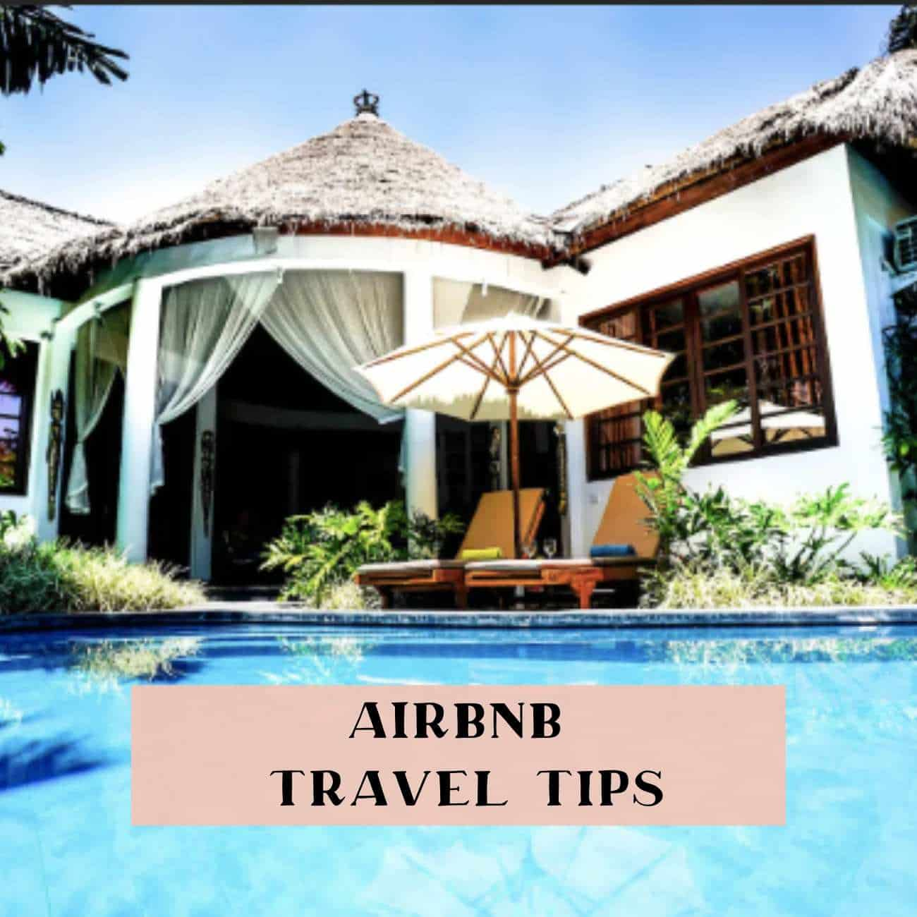 Travelling with Airbnb