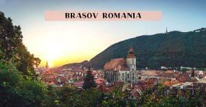 Travel to Brasov Romania