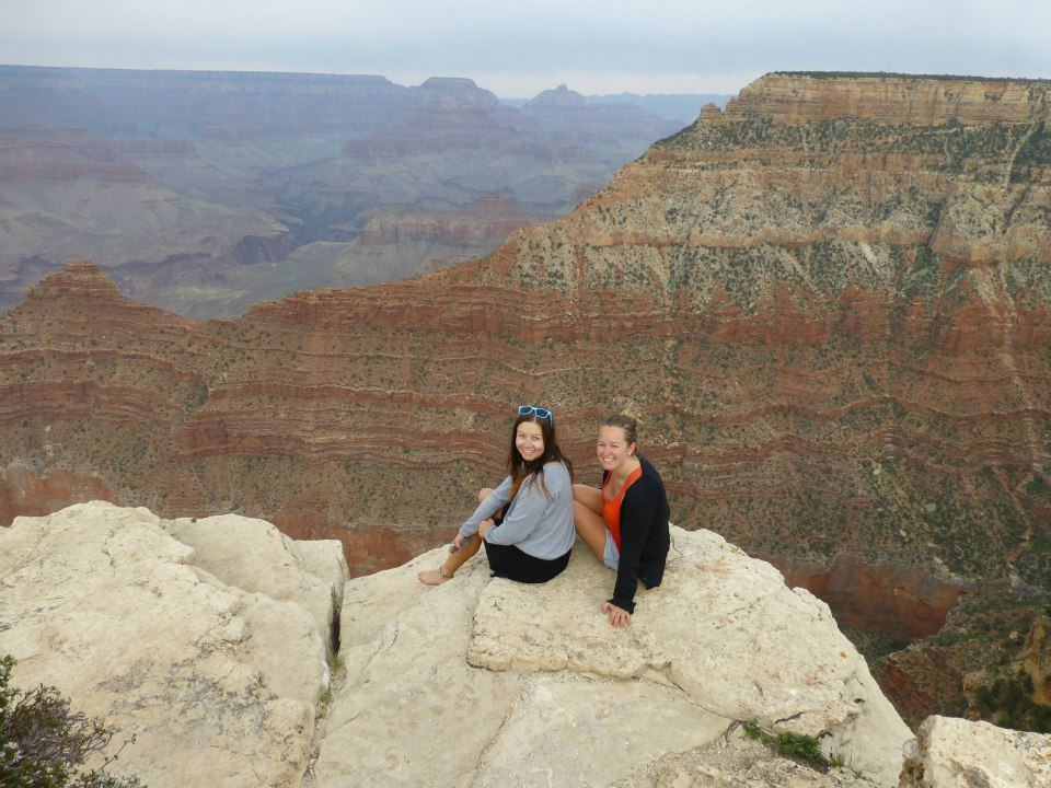 Grand canyon, Arizona. The last stop on our 10 day southwest road trip