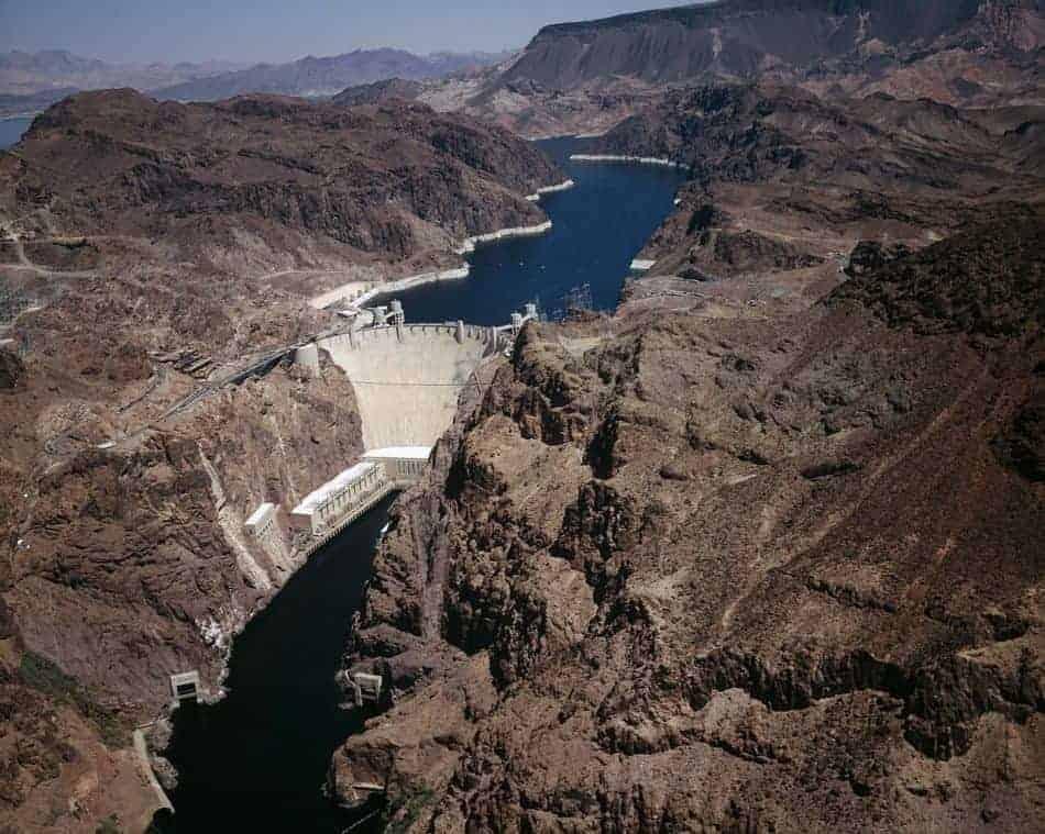 Hoover Dam Arizona USA