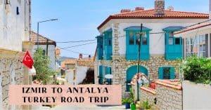 Izmir to Antalya road trip facebook