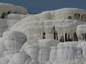 Visit Pamukkale - Limestone Travertines