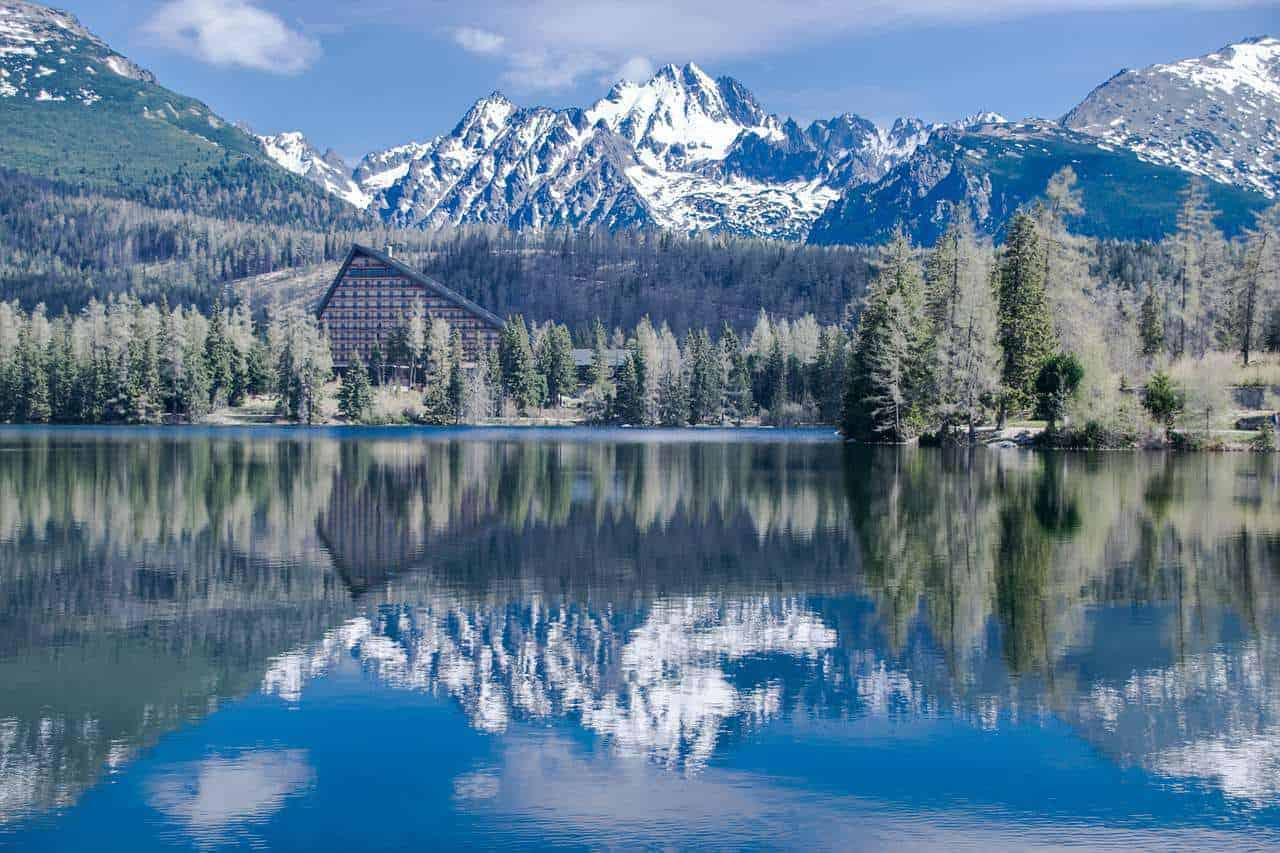 Visit Slovakia's High Tatras