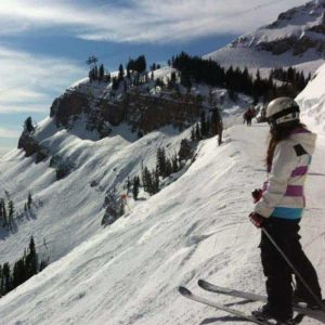 Ski trip to Jackson Hole in Wyoming