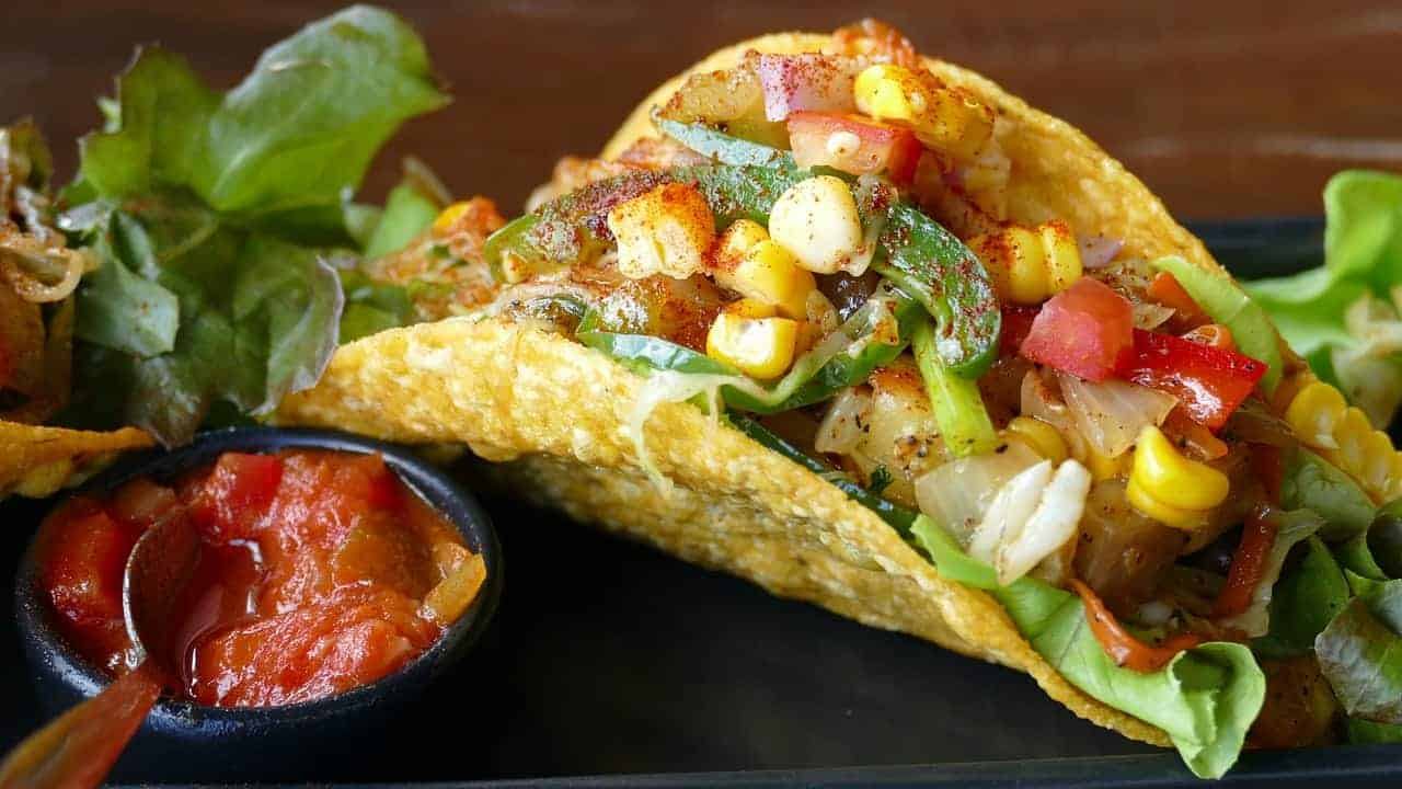The most delicious looking tacos