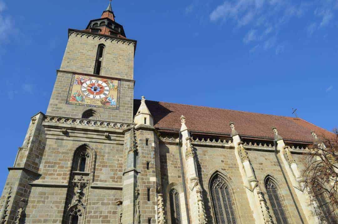 Biserica Neagra (Black Church) of Brasov
