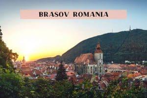 Visit Brasov Travel Guide