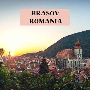 Travel Guide Brasov Romania