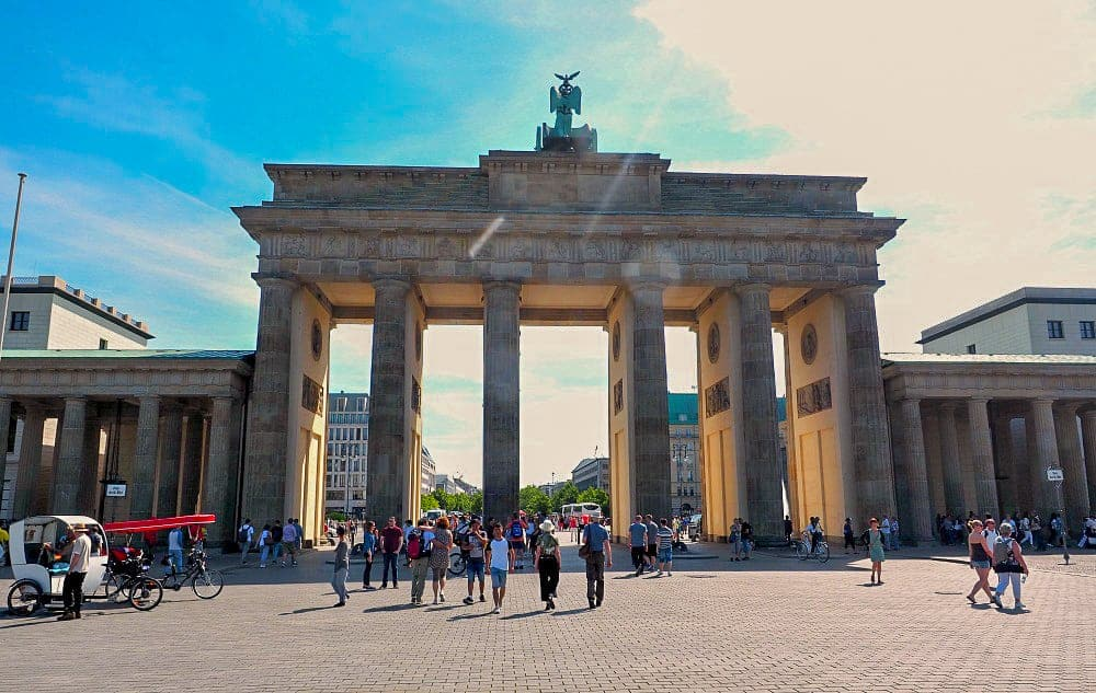 Sandemans Berlin. Photo by Audrey at Gumnuts Abroad