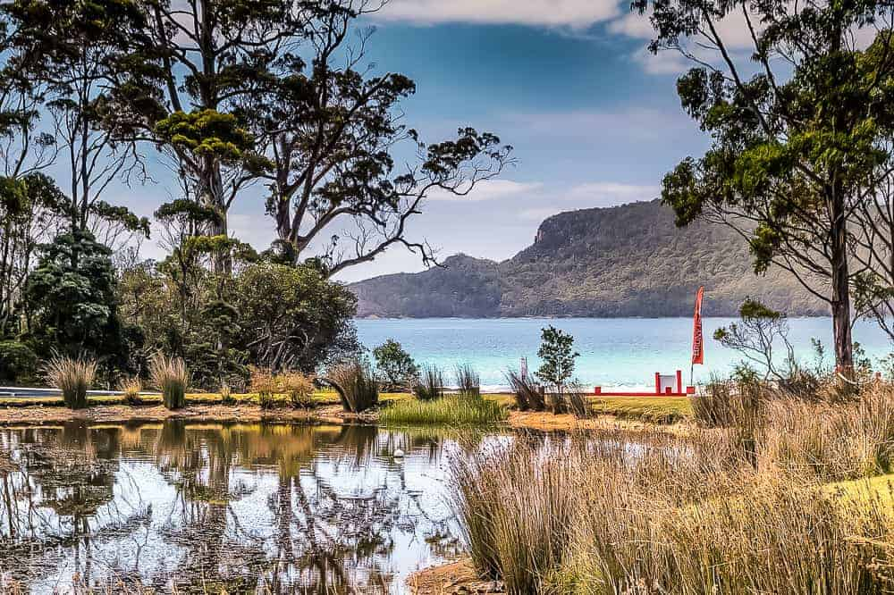 Bruny Island is where you can apply for island jobs in Australia
