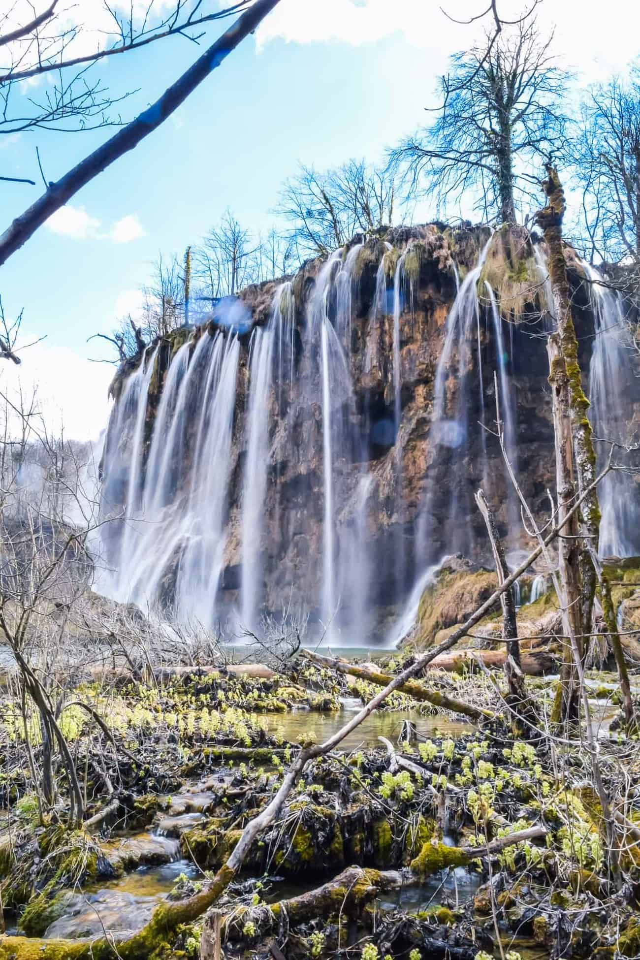 Veliki Prštavac Waterfall